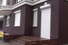 Рольставни на двери 6