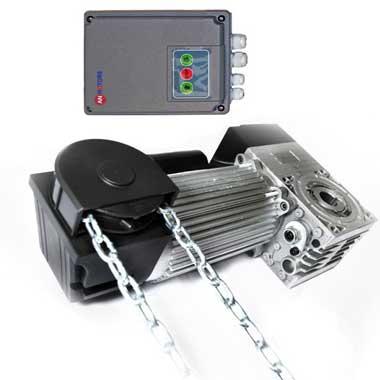 Автоматика для промышленных секционных ворот AN Motors