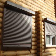 Рольставни на окна профиль AR 239N